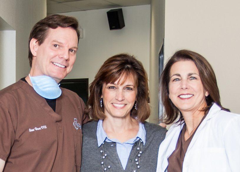 dental implants Fort Worth, dental implant dentist, Dr Steve Brown dentist