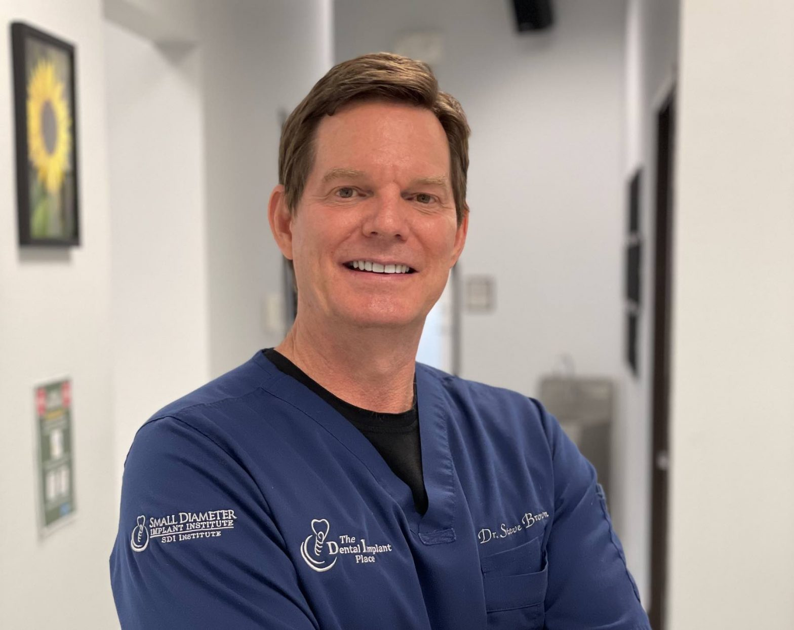 dr Steve Brown, dr brown dentist