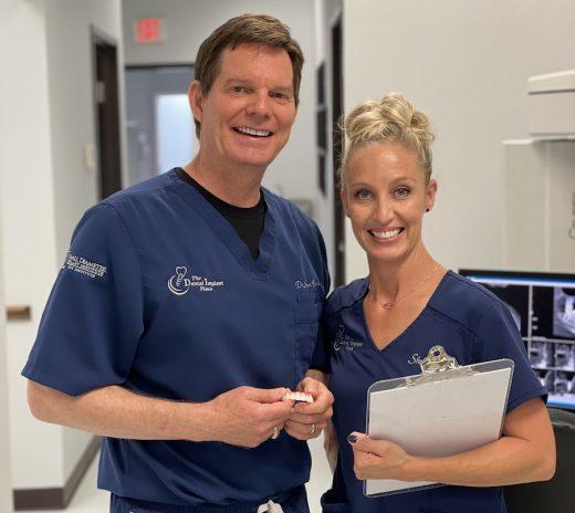 dr Steve Brown, dental implant dentists